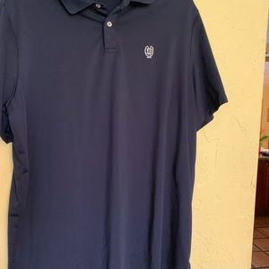 Ralph Lauren X extra large men's navy blue shirt